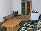 Евпаторийский детский клинический санаторий, 2-комнатный номер гостиная