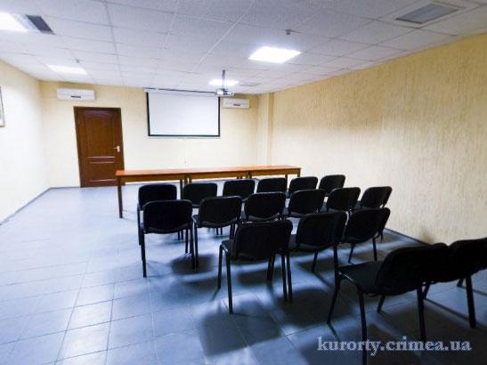 "Гостиница ""Алушта"", малый конференц-зал."