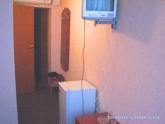 """Гостиница """"Чайка"""", 2-местный номер без балкона"""