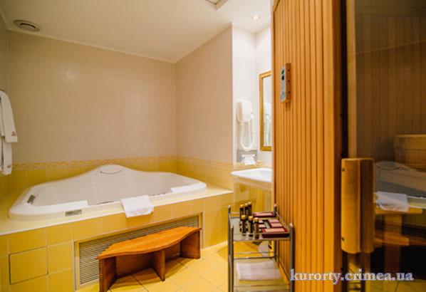 "Гостиница ""Ореанда"", королевские апартаменты, ванна"