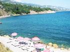 """Коттеджный комплекс """"Зеленый Мыс Resort"""", пляж"""