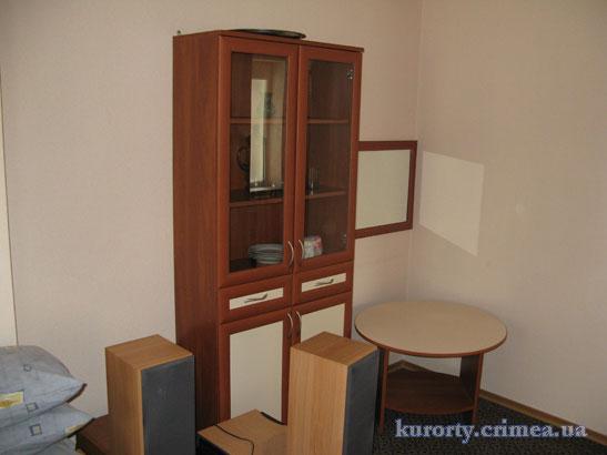 """Курорт-отель """"Демерджи"""", однокомнатный люкс."""