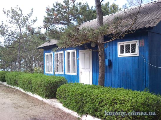 "База отдыха ""Магарач"", домик с кухней"