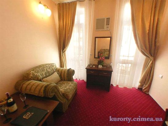 """Отель """"1001 ночь"""", Suite 2, гостиная"""