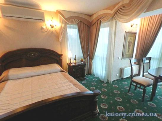 """Отель """"1001 ночь"""", Suite Leyla (216)"""