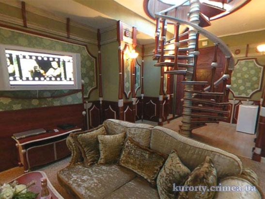 """Отель """"1001 ночь"""", Suite VIP (500)"""