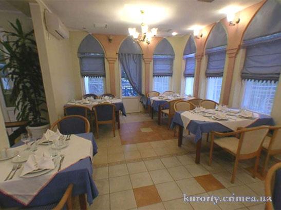 """Отель """"1001 ночь"""", ресторан 2-ой этаж"""