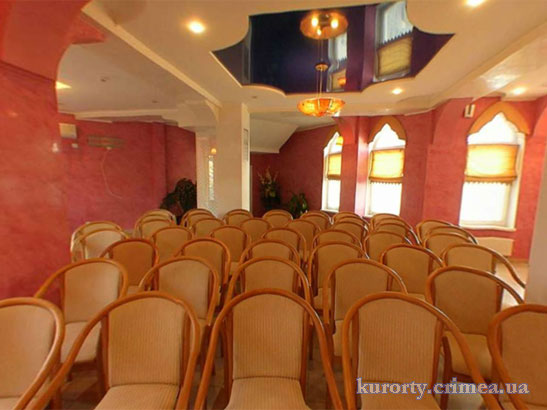 """Отель """"1001 ночь"""", конференц-зал на 3 этаже"""