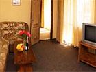 """Отель """"Бастион"""", корпус №1, двухкомнатный номер, гостиная"""