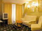 """Отель """"Бристоль"""", апартаменты VIP Caliph гостиная"""