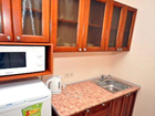 """Отель """"Морской"""", кухня в 2-комнатном люксе"""