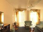"""Отель """"Норд"""", семейный люкс, гостиная"""