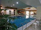 """Крытый бассейн в SPA-комплексе отеля """"Пальмира-палас"""""""