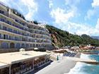 """Пляж отеля """"Пальмира-палас"""""""