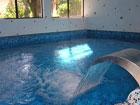 "Отель ""Сказка"", крытый бассейн"