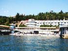 """Отель """"Сказка"""", пляж отеля"""