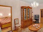 """Курортный отель """"Сосновая роща"""", корпус №2, гостиная в номере Suite 3"""