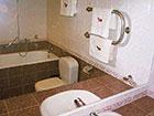 """Курортный отель """"Сосновая роща"""", санузел в номере DBL, корпус №3"""