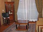 """Курортный отель """"Сосновая роща"""", корпус №1, гостиная номера Delux II"""
