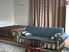 """Курортный отель """"Сосновая роща"""", корпус №1, гостиная номера Suite"""