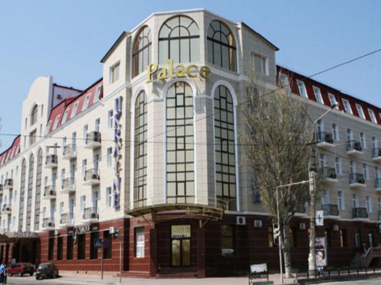 """Отель """"Ukraine Palace"""", здание"""