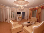 """Отель """"Ukraine Palace"""", апартаменты, гостиная"""