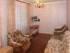 """Пансионат """"Малахит"""", 2-комнатный люкс, гостиная"""