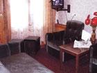 """Пансионат """"Малахит"""", 2-комнатный 2-местный номер, гостиная"""