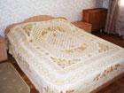 """Пансионат """"Малахит"""", 2-комнатный 2-местный с лоджией, спальня"""