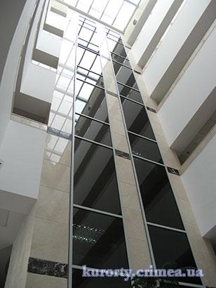 """Пансионат """"Море"""", лифт в SPA-комплексе"""