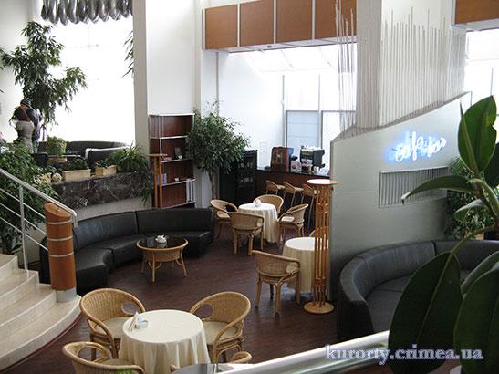 "Пансионат ""Море"", кафе-бар в SPA-комплексе"