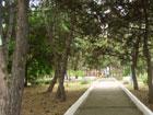 "Пансионат ""Радуга"", парк"