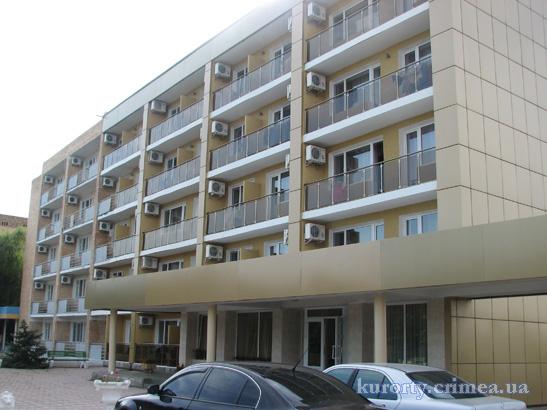 """Пансионат """"Украина-1"""", 5-тиэтажный корпус"""