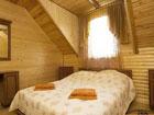 """Пансионат """"Украина-1"""", спальня в коттедже"""