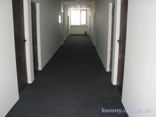 """Пансионат """"Южный"""", коридор"""