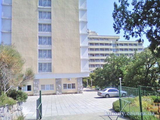"""Парк-отель """"Марат"""", корпуса 1 и 2."""