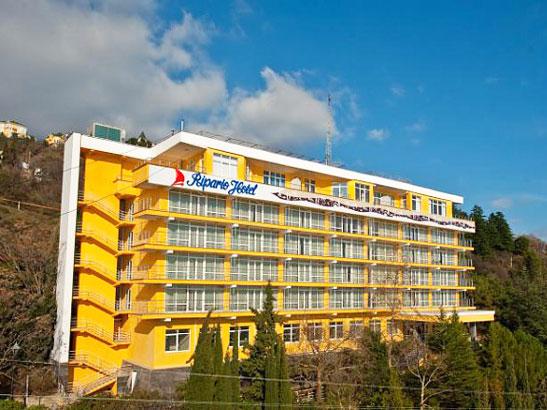 "Курортный комплекс ""Ripario Hotel Group"", rорпус Ripario Modern"