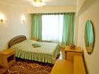 """Санаторий """"Ай-Петри"""", 2-комнатный люкс корпус 10, спальня"""