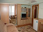 """Санаторий """"Днепр"""", корпус №9, гостиная двухкомнатного люкса"""
