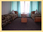 Санаторий Карасан, 3-местный с частичн. удобствами.