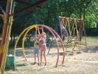 """Санаторий """"Приморье"""", детская площадка"""